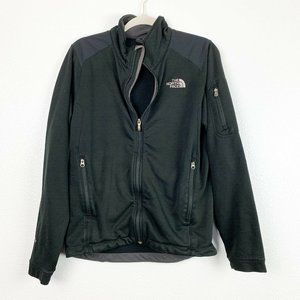 The North Face Mens Small Black Full Zip Jacket